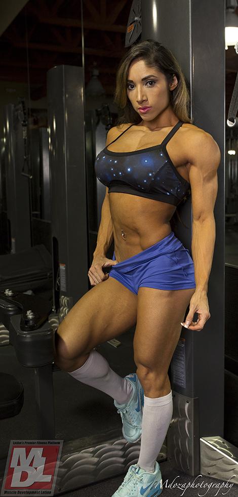 IFBB Pro Sandra Grajales