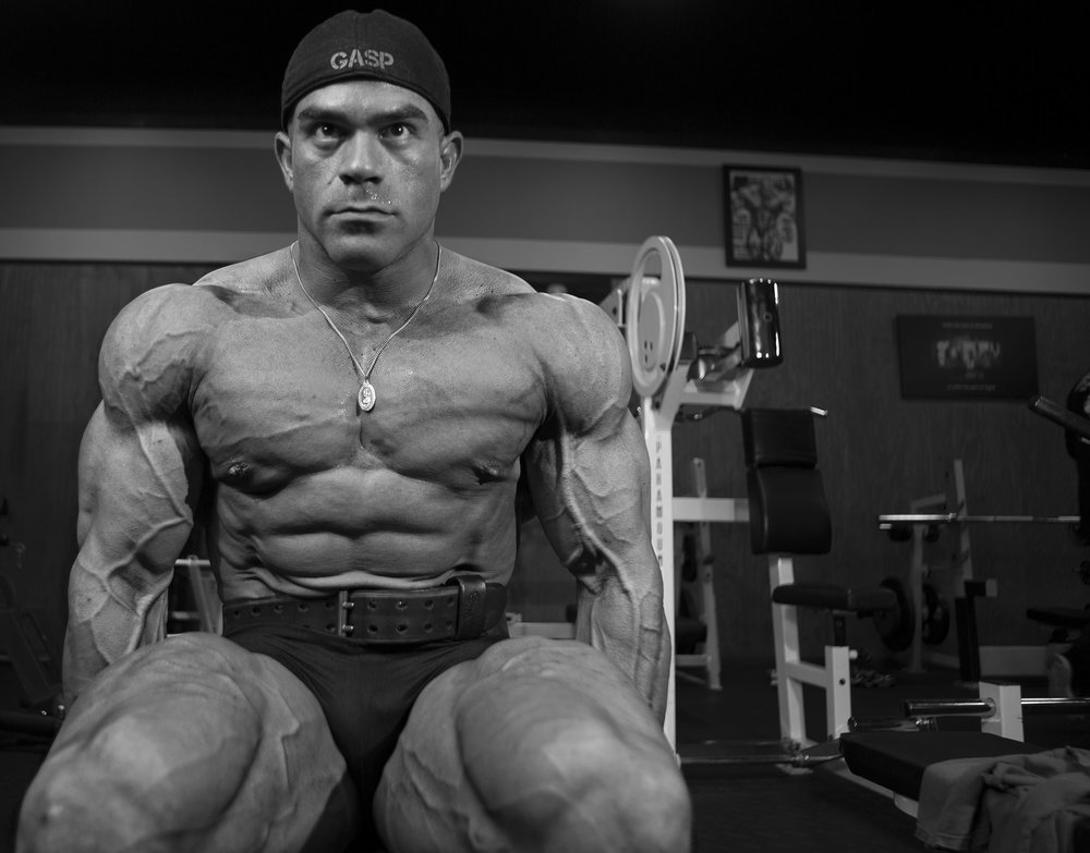 IFBB Pro Shaun Vasquez