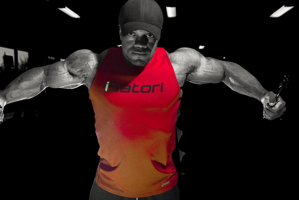 IFBB pro Thomas Anderson