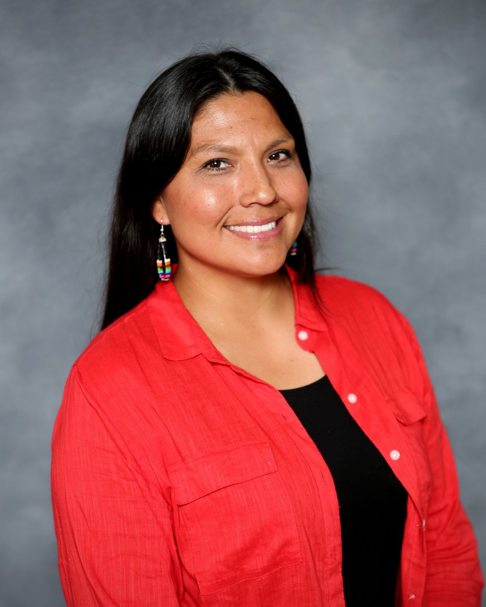 - Tatewin Means, J.D. is currently the Deputy State's Attorney of Oglala Lakota County and Graduate Studies chair at Oglala Lakota College. She earned her B.S. in Environmental Engineering from Stanford University in 2002, her Juris Doctor from University of Minnesota Law School in 2010, and her Master's in Lakota Leadership and Management from Oglala Lakota College. She was previously Attorney General of the Oglala Sioux Tribe. Tatewin is a member of the Sisseton Wahpeton Dakota and Oglala Lakota tribes and grew up on the Pine Ridge Reservation. She has two children.