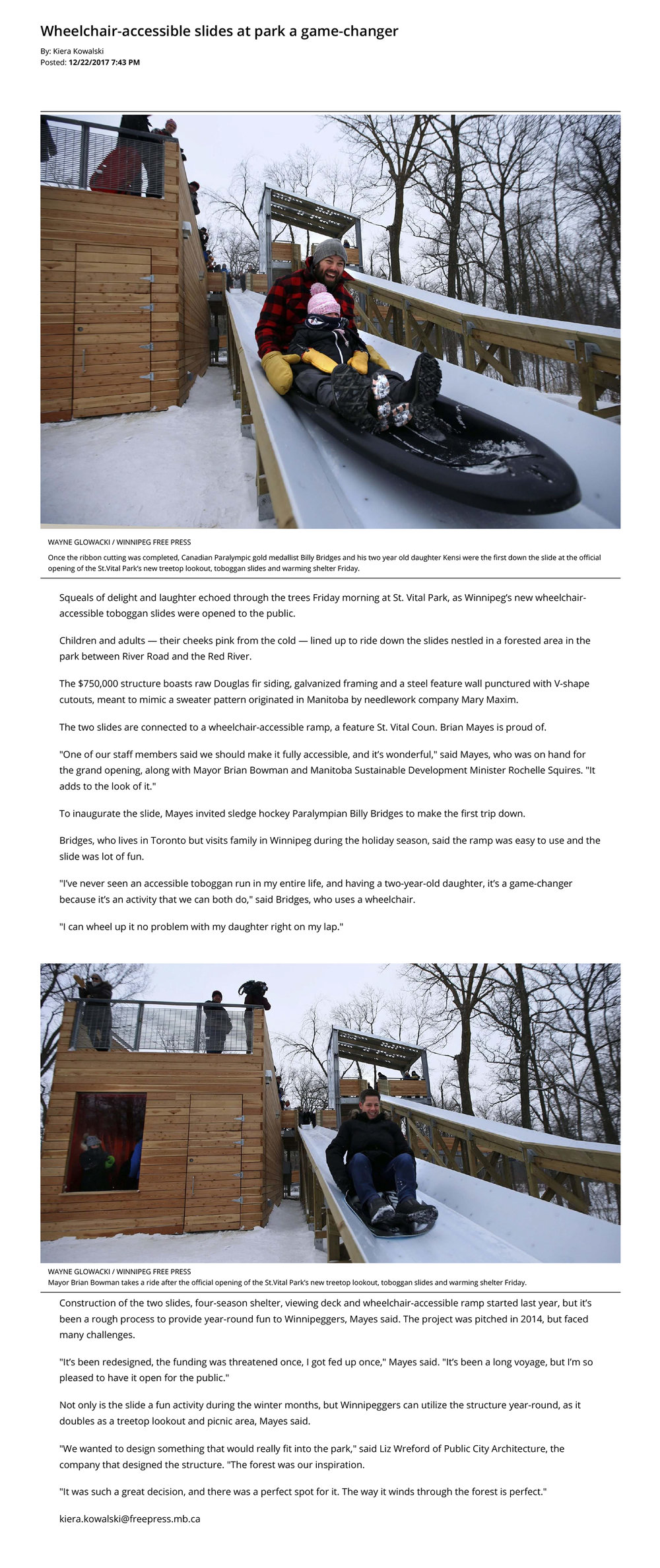Wheelchair-accessible slides at park a game-changer - Winnipeg Free Press-1.jpg