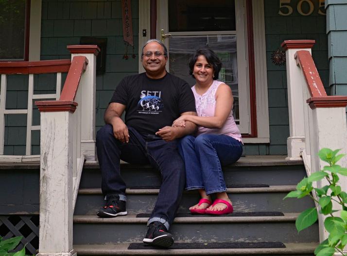 West Orange: NJ neighbors dare to talk politics