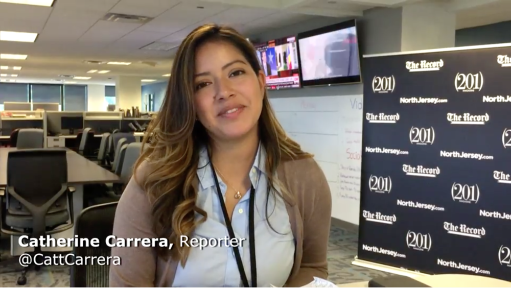 Reporter Catherine Carrera on the 'Voting Block' project