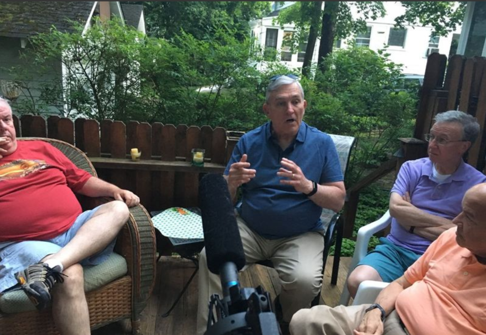 On The Menu for This NJ Barbecue: Politics – WNYC
