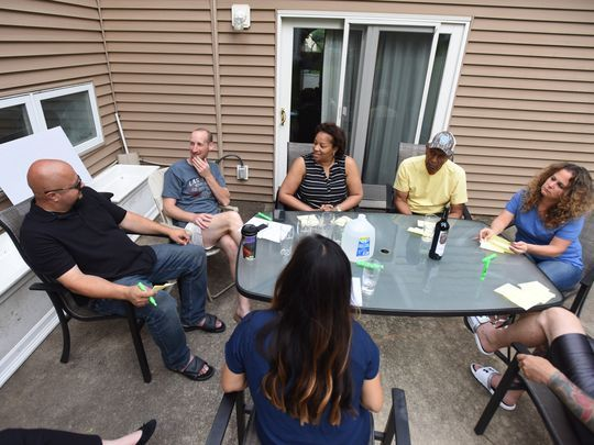 Gov candidates, want our vote? Come to Westwood, residents say