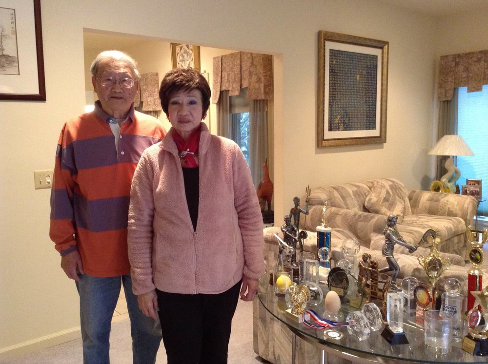 New Jersey couple continues lifetime of activism in Chinese community