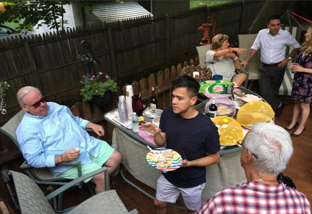 New Jersey Neighbors Talk Politics – Brian Lehrer Show
