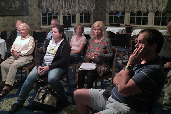 Long Valley Voting Block on the debate: Unimpressed and unconvinced – NJ Spotlight