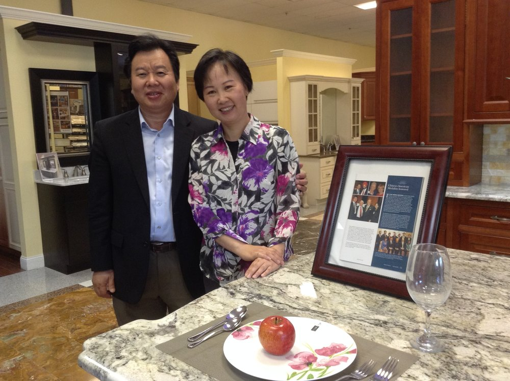 For one entrepreneur, American dream means helping immigrants live with 'pride and dignity' – Sing Tao Daily