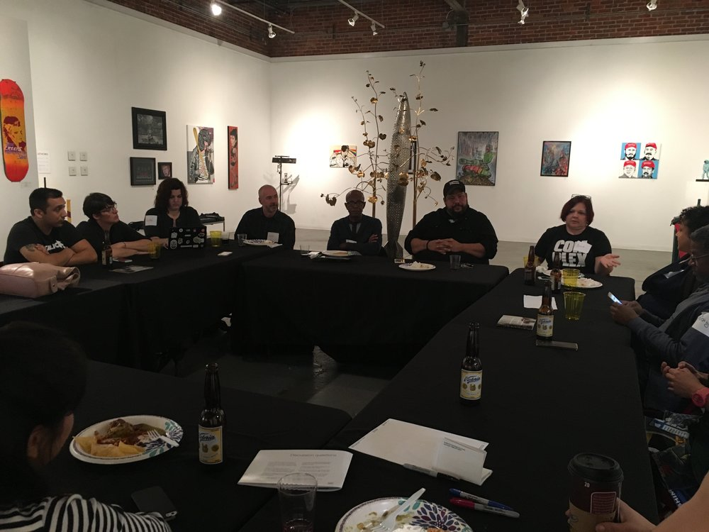 Trenton's artist community disillusioned with politics, but committed to social change – Reveal