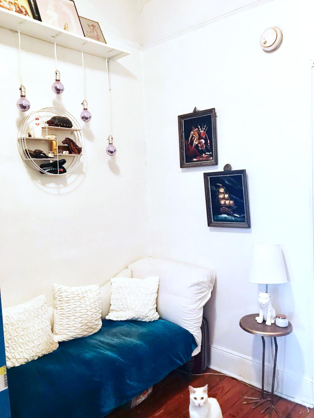 Jessica Milton's Apartment