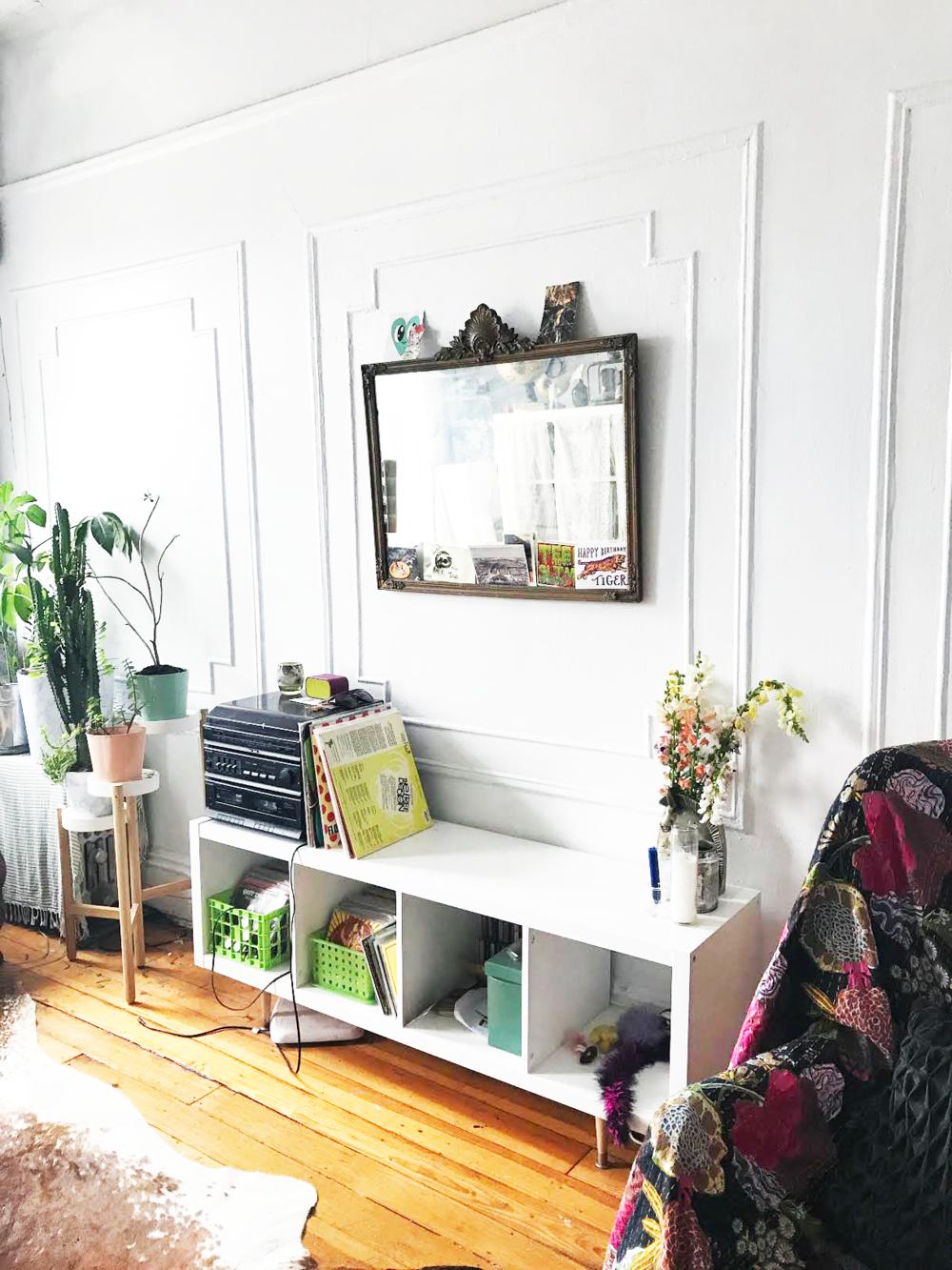 Jessica's apartment in East Williamsburg