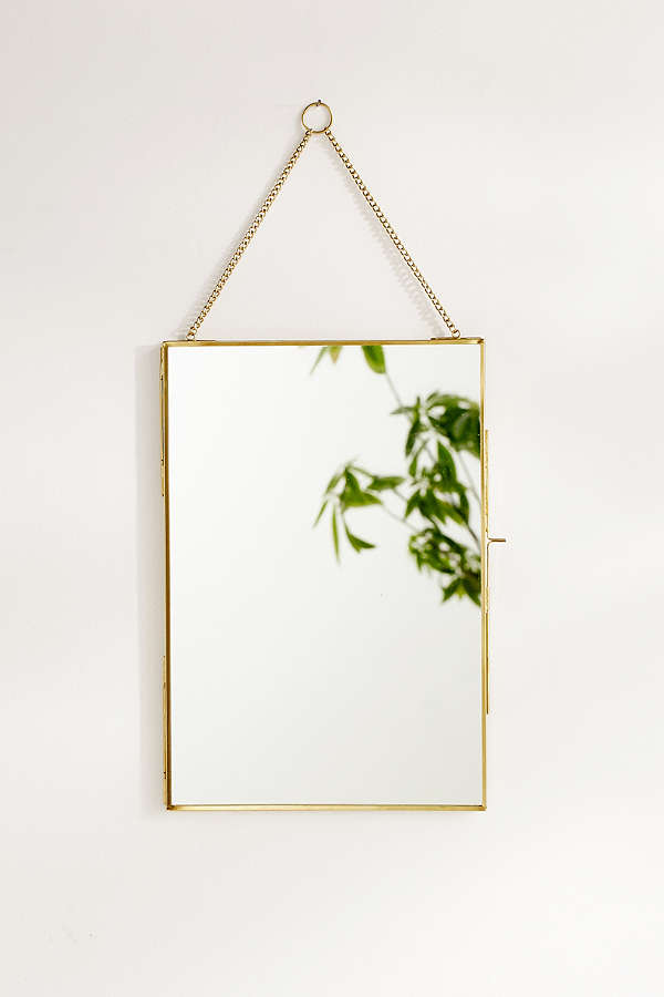 8. A Decorative Apartment Mirror | $$