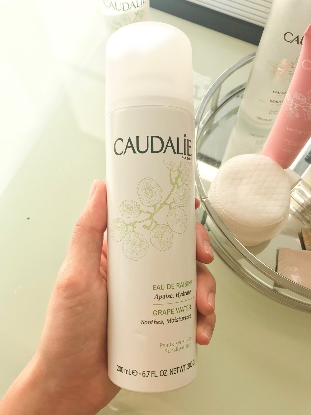 Caudalie Grape Water - $18