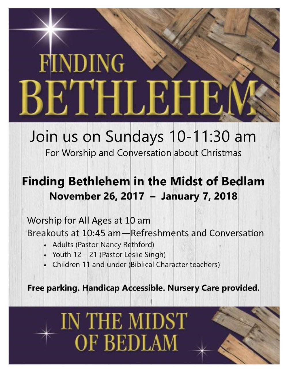 2017 Finding Bethlehem in the Midst of Bedlam community flyer.jpg