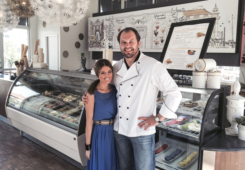 Helena & Max Morozoff | Owners of Bon Bon