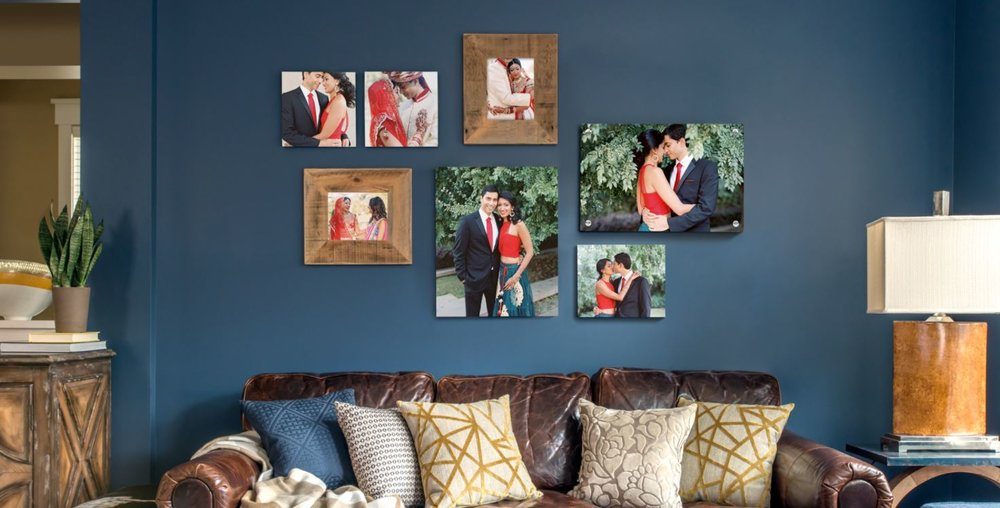 Wall grouping starts at $450