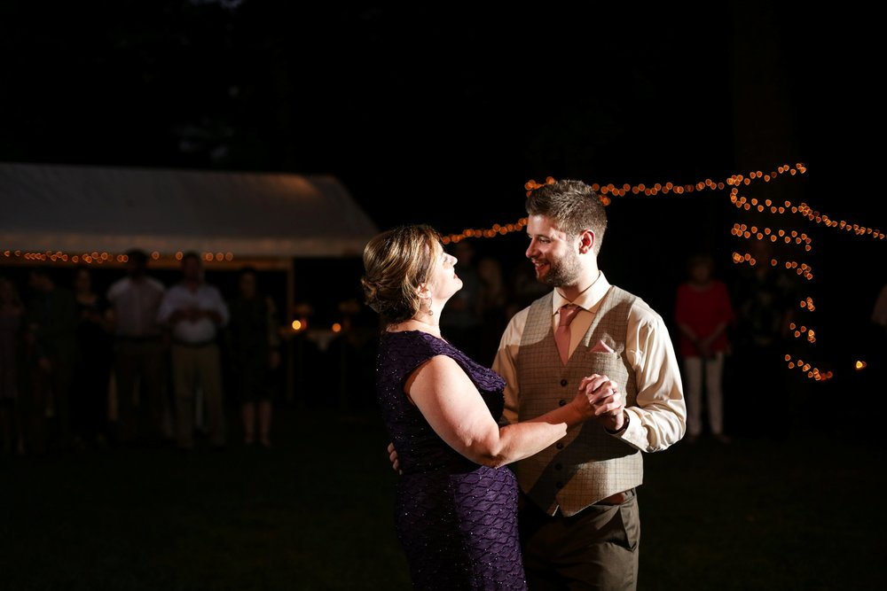 mother son dance ideas