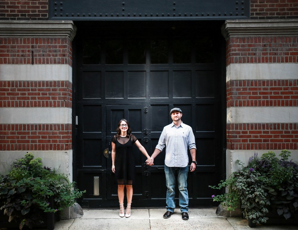 photosession after surprise proposal in philadelphia.jpg