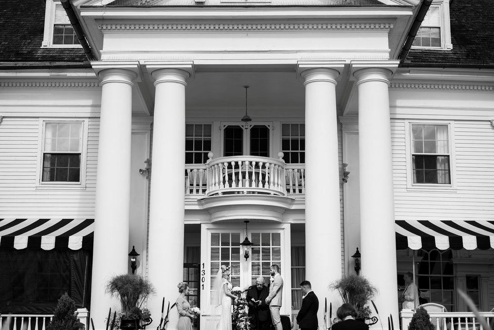 wedding at peter shields inn cape may nj