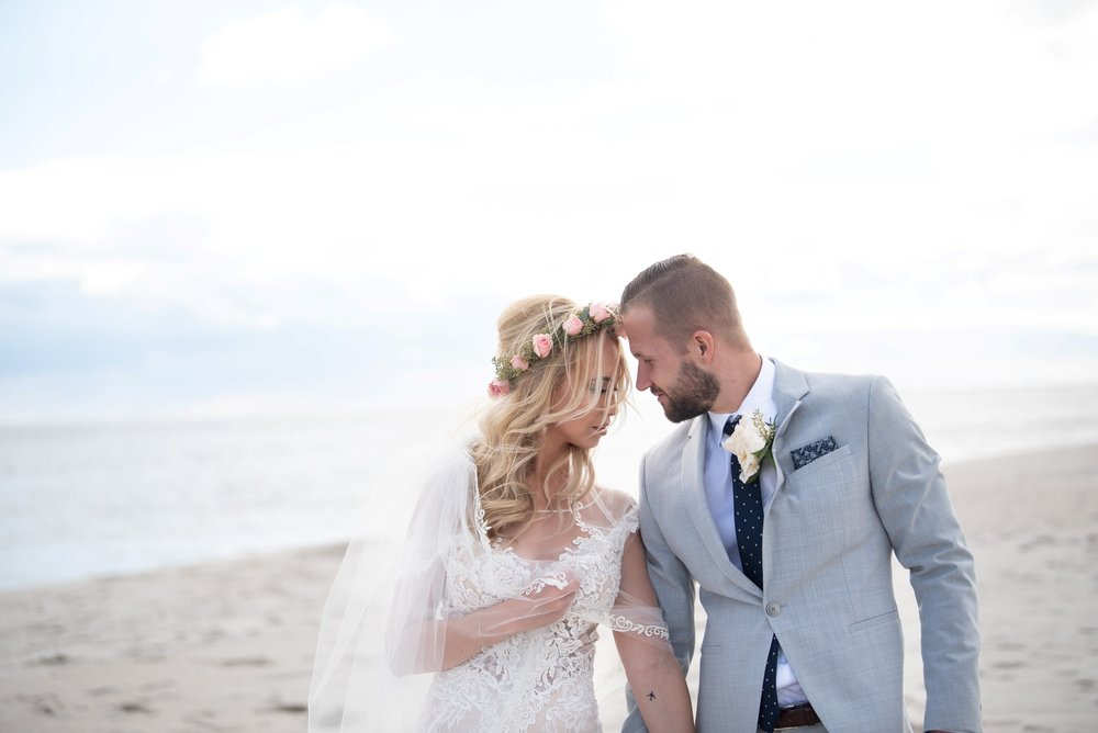 cape may wedding photos