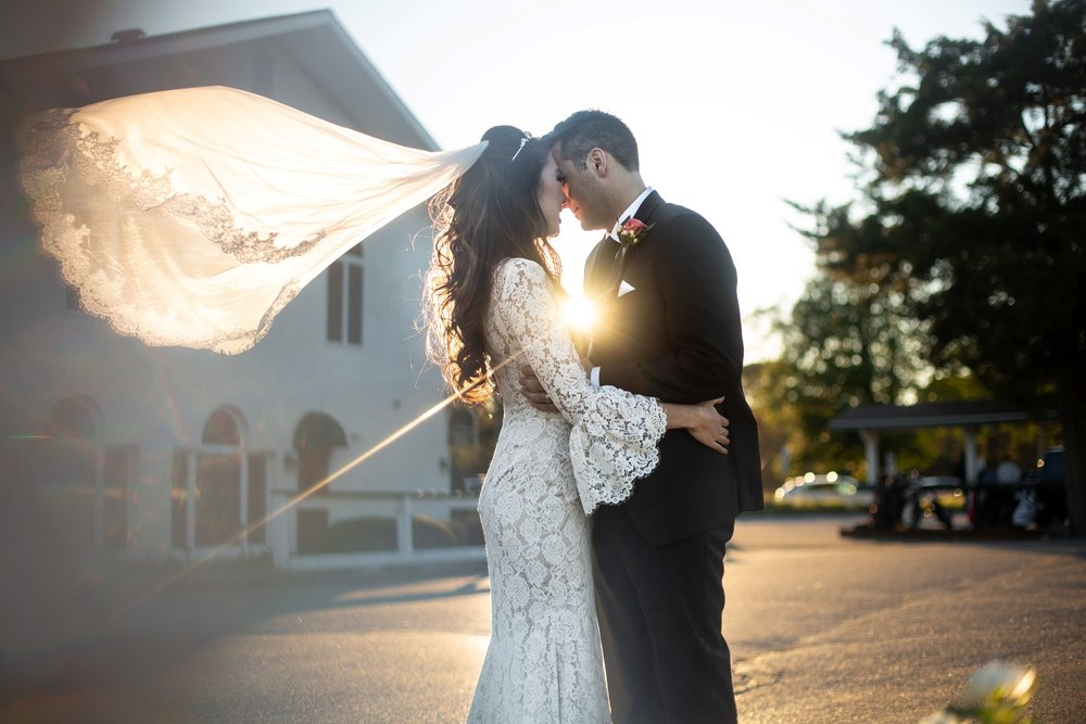 most beautiful veil wedding photos