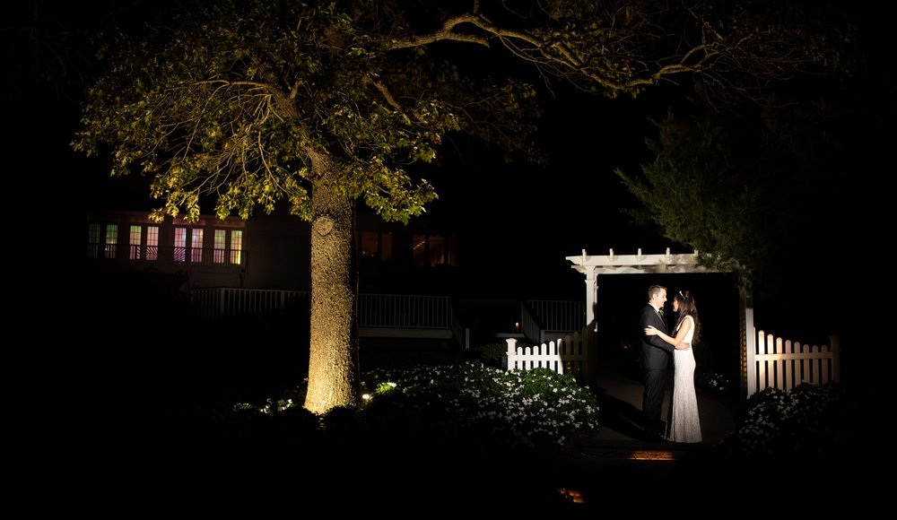 creative  greate bay country club wedding photos