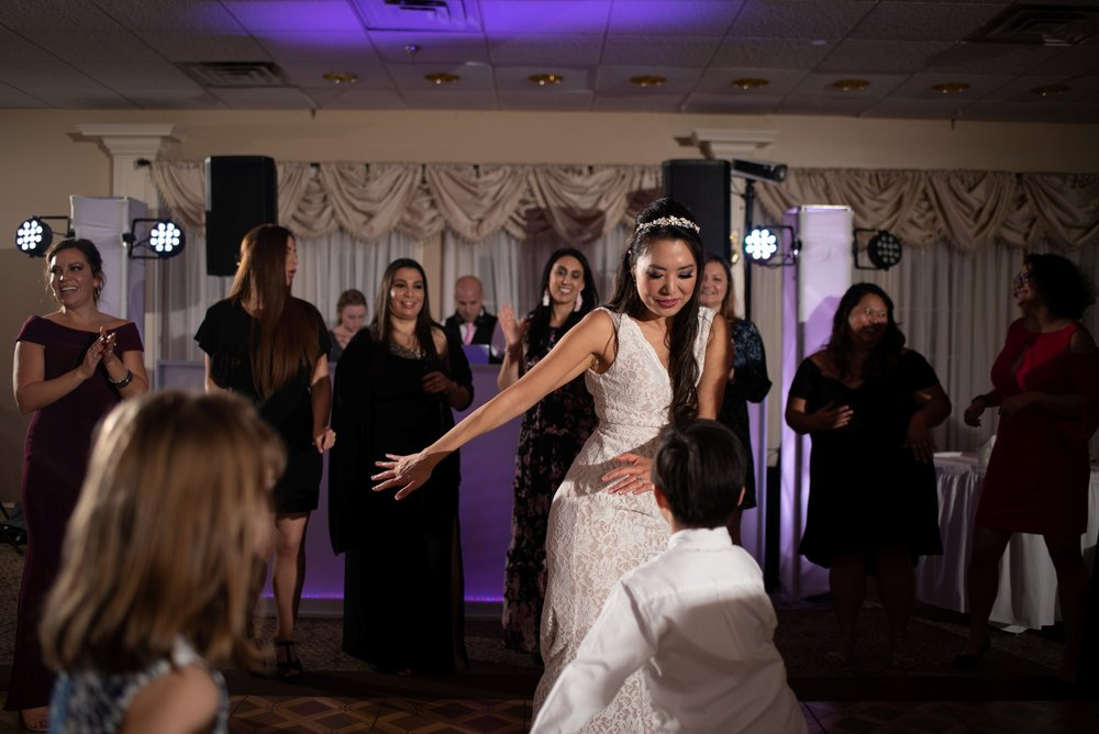 bride dance wedding nj