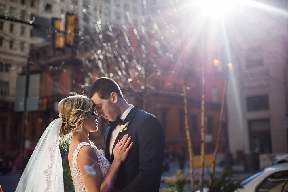 philadelphia city hall wedding photos
