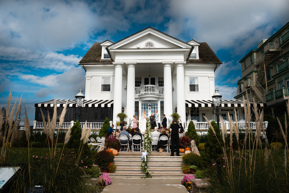 peter shields inn nj cape may wedding photo