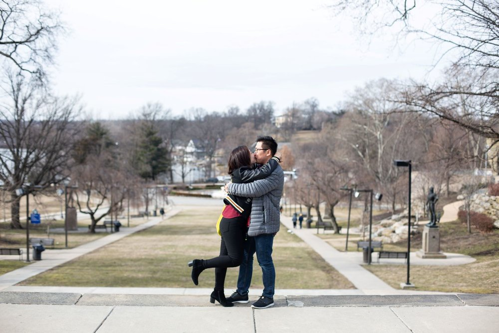philly engagement photos
