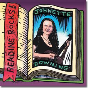 Reading Rocks Lyrics | Johnette Downing