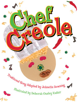 Johnette Downing | Chef Creole Activity