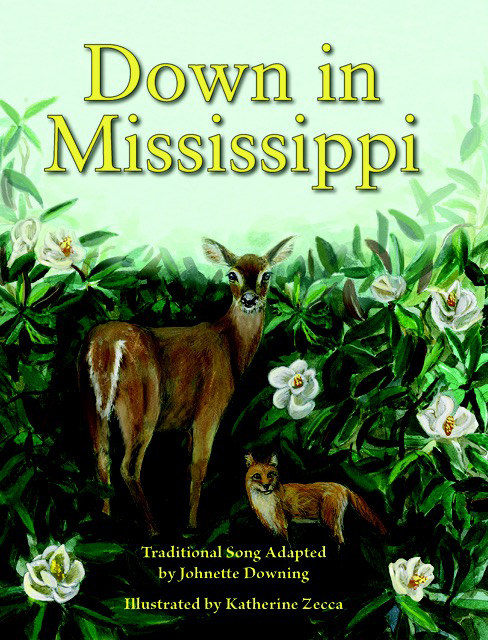 Johnette Downing | Down in Mississippi