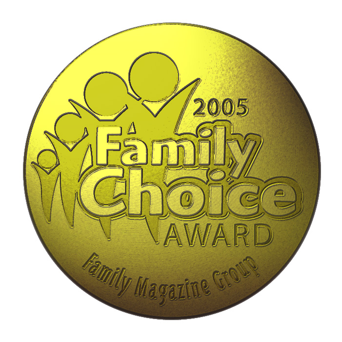 Music Time | Family Choice Award 2005