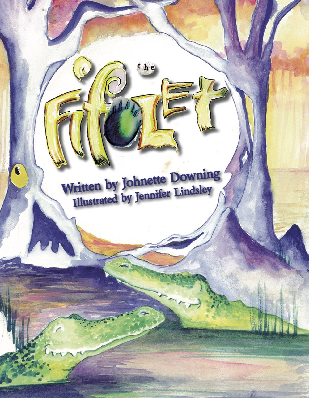 Fifolet Activity Book