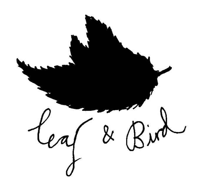Leaf & Bird