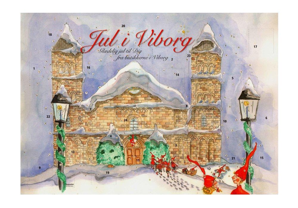 Viborg Handel Christmas calendar