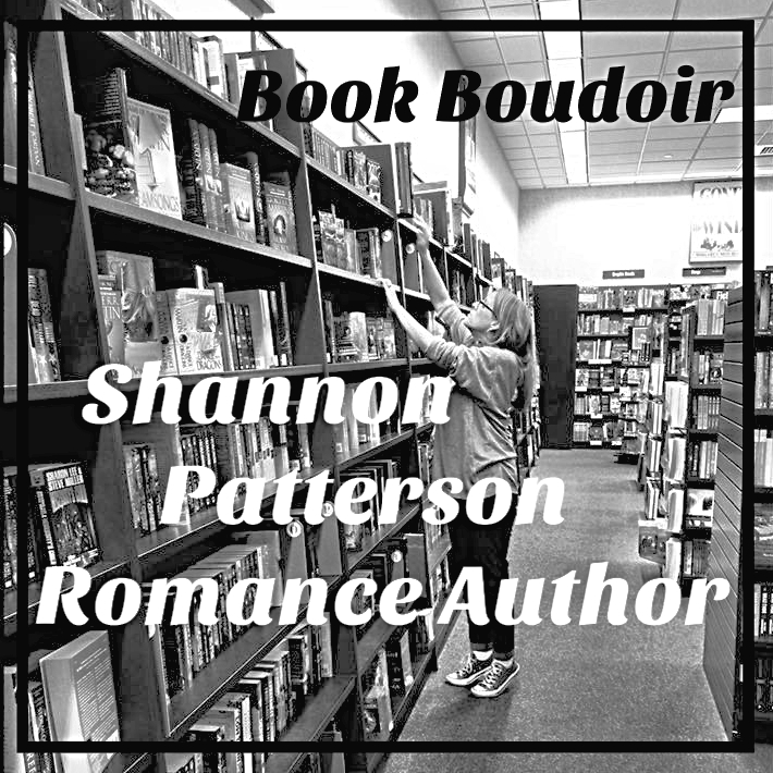 Shannon Patterson author page