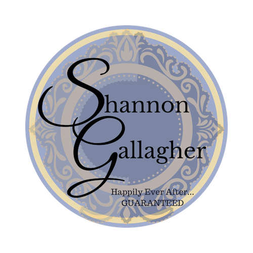 Shannon Gallagher author page