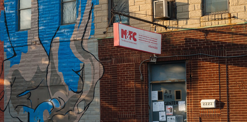 Men and Families Center -