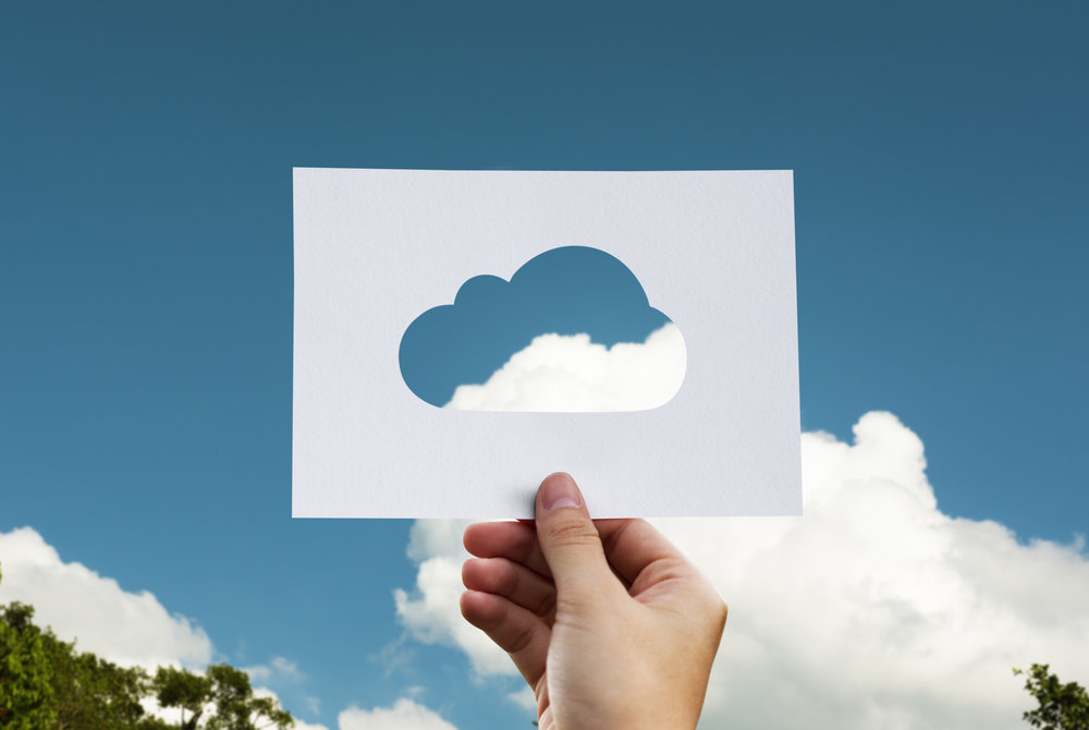 Cloud storage and back-ups