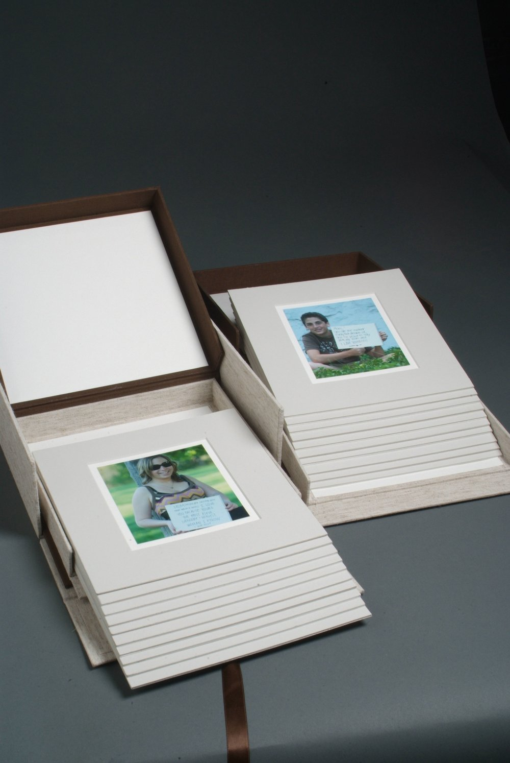Tiered Heirloom Box
