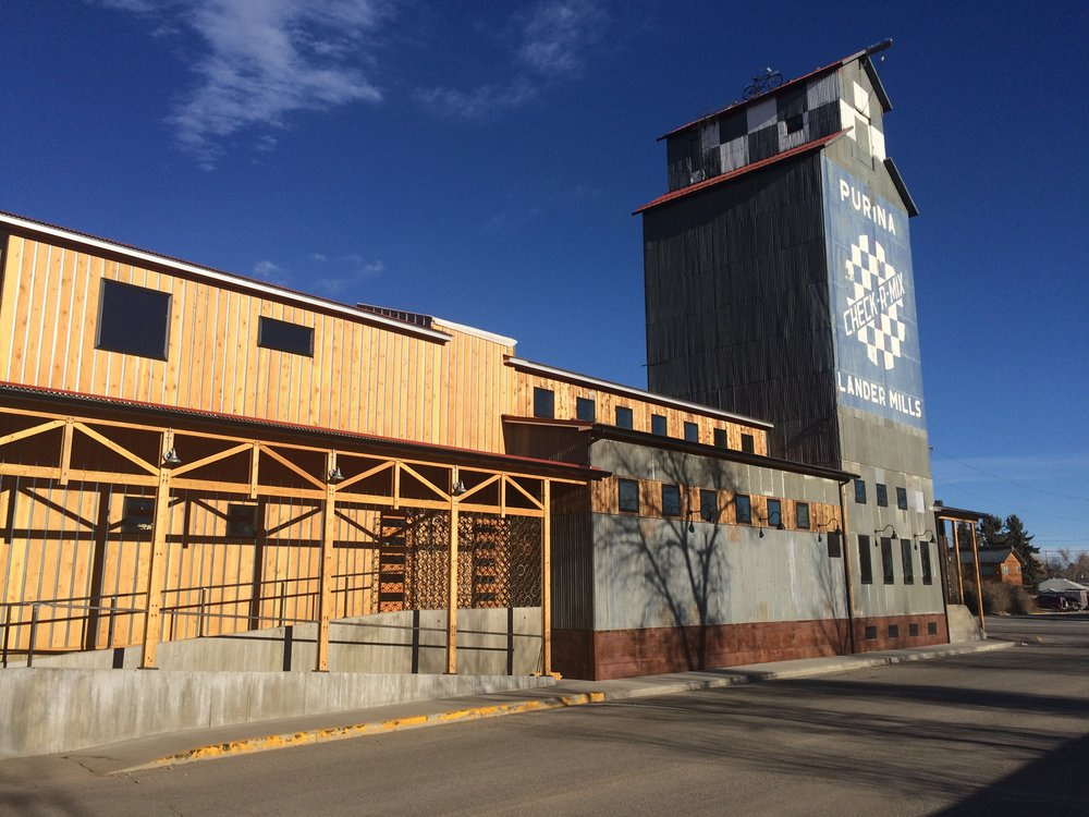 BHAVA SHALA COMMUNITY SPACE - Corner of First and Main in Lander, Wyoming