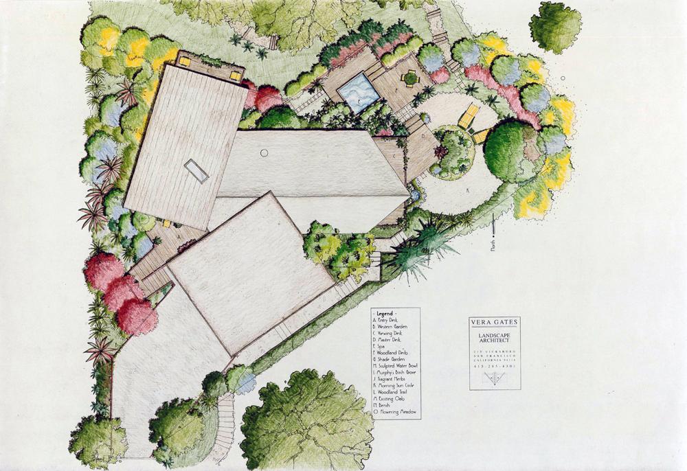 Master Plan by Vera Gates