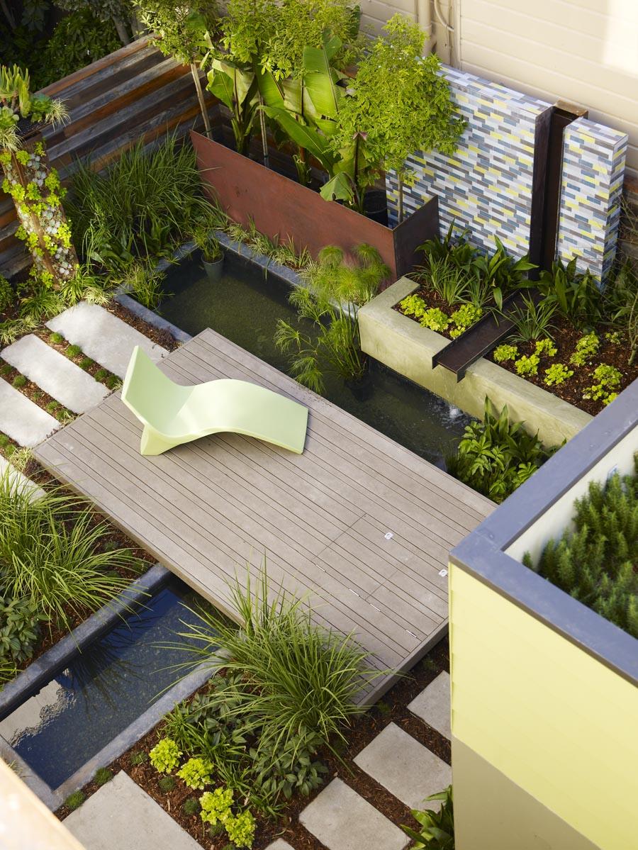 Sunset Idea House by Arterra Landscape Architects. Photo by Thomas J. Story for Sunset