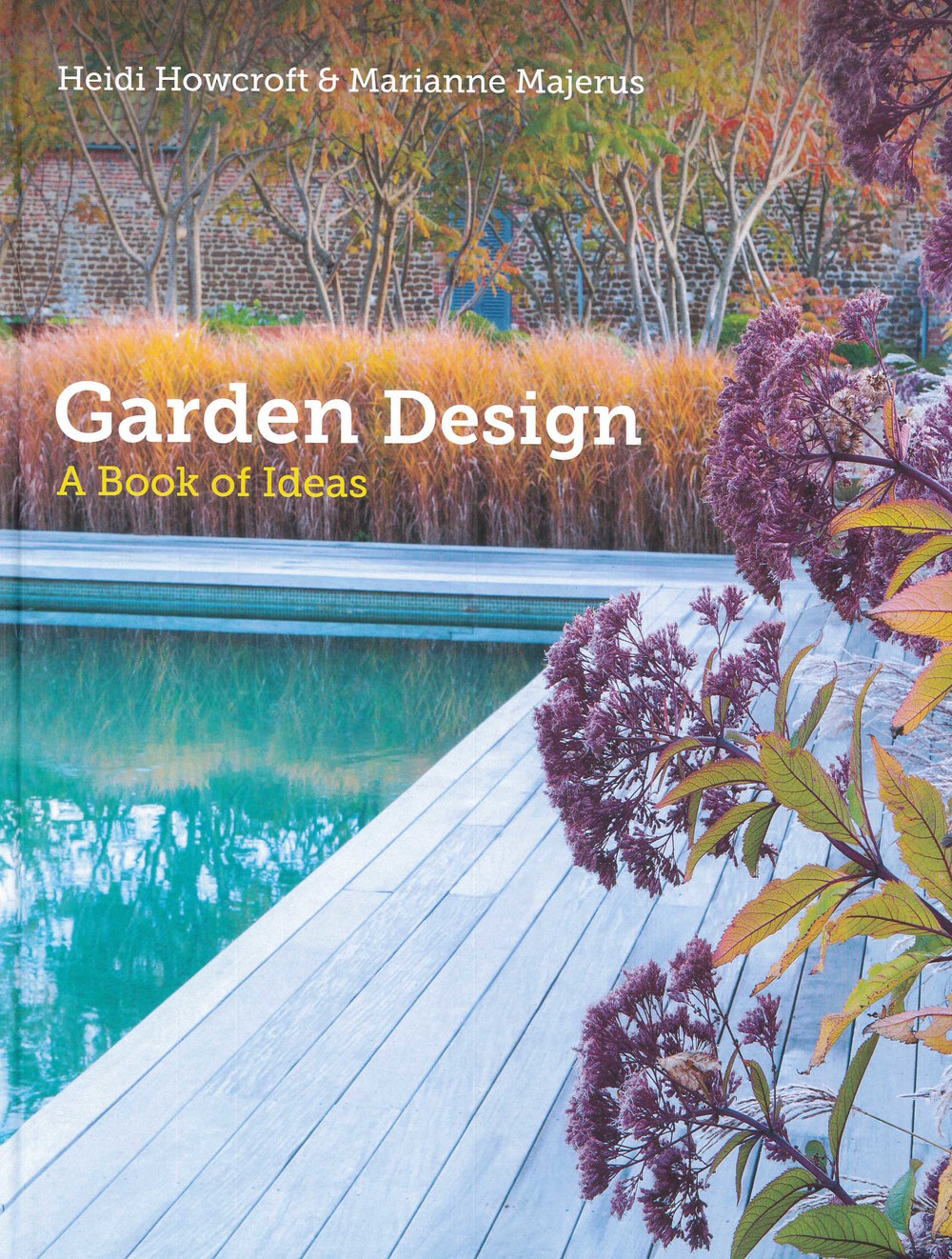 Garden Design, a Book of Ideas