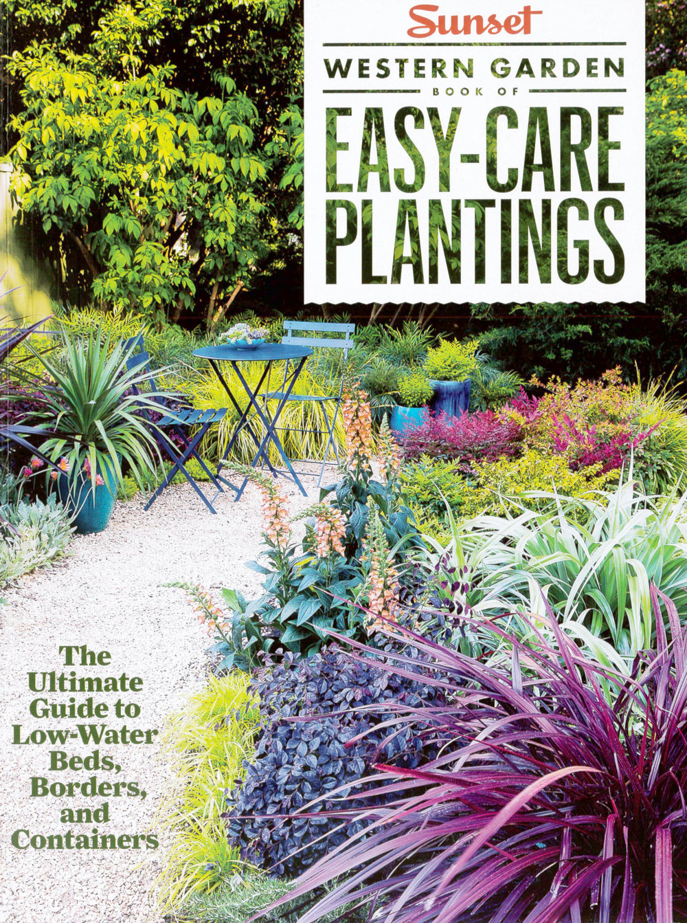 Sunset Book of Easy-Care Plantings