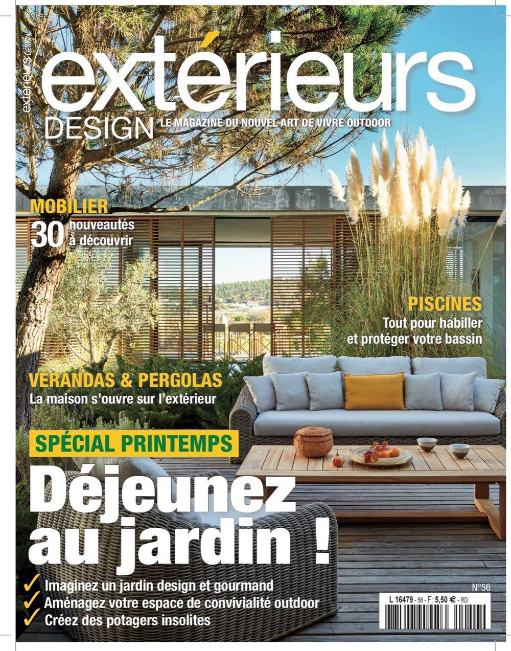 Exterieurs 2017 — Arterra Landscape Architects