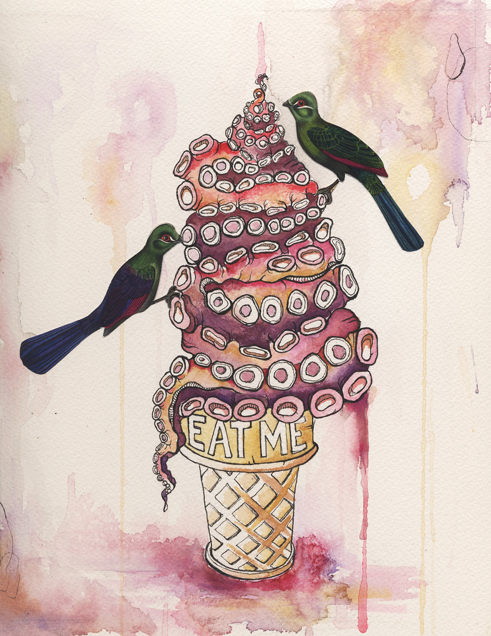 Eat Your Heart Out: A delicious body of work  - by Stina Joy Hensley